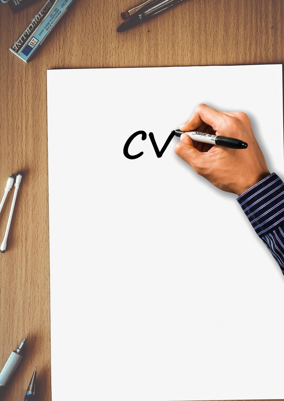 mon CV en ligne